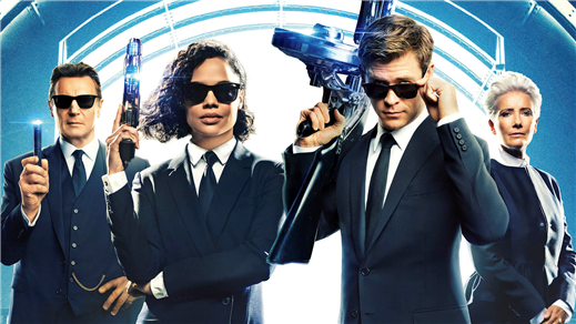 Bild för Men In Black International 18:30, 2019-06-14, Estrad