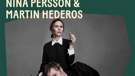 Bild för NINA PERSSON & MARTIN HEDEROS, 2021-08-29, Utescenen, Huskvarna Folkets Park