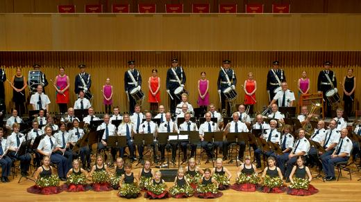 Bild för Norrahammars Musikkår, 2018-10-28, Jönköpings Teater