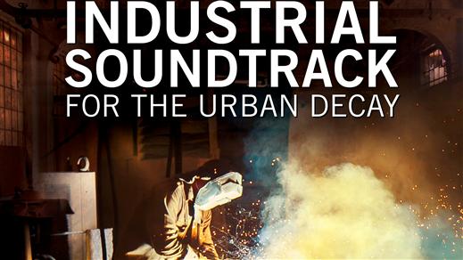 "Bild för ""Industrial Soundtrack For The Urban Decay"", 2016-09-08, Inkonst"