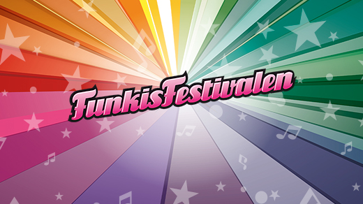 Bild för Funkisfestivalen 2020 – Semifinal 2, 2020-06-16, Nalen