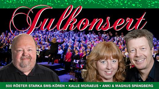 Bild för Kalle Moraeus  & Sjung Med Spångberg, 2018-12-16, Hjalmar Bergman Teatern