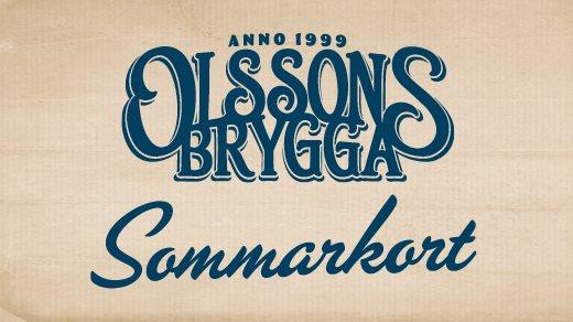 Bild för Sommarkort 2018, 2018-05-15, Olssons Brygga