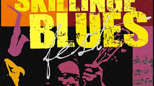 Bild för Bluesfest 2020 Lördag 1 aug på Skillinge Teater, 2020-08-01, Skillinge Teater Caféscenen