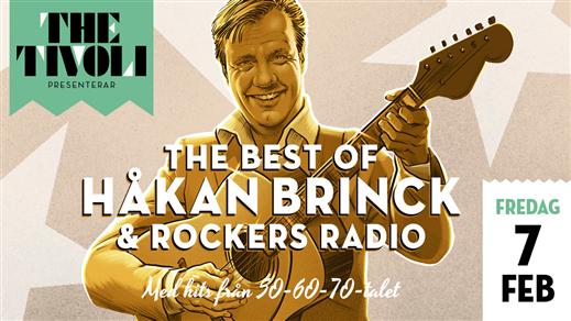 Bild för THE BEST OF HÅKAN BRINCK, 2020-02-07, The Tivoli