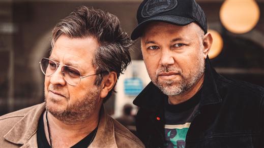 Bild för Mauro Scocco & Tomas Andersson Wij, 2019-07-20, Parksnäckan, Stadsträdgården