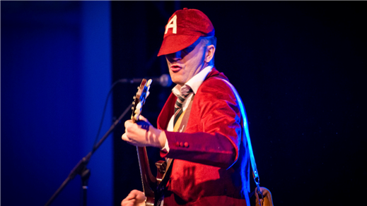 Bild för Live on stage Ballbreaker, 2021-01-29, Saga Salongen Torshälla