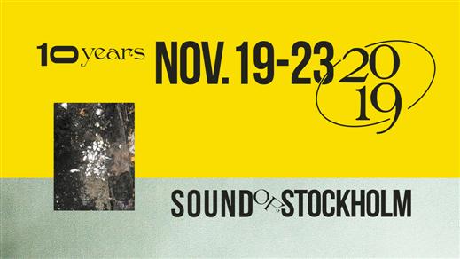 Bild för Sound of Stockholm 2019, 2019-11-19, SoS 2019 - All Venues
