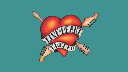 Bild för Live at Heart 2021, 2021-09-01, Örebro
