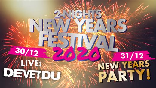 Bild för 2-Nights New Years Festival - Bygget, 2019-12-30, Bygget Åre