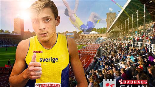 Bild för BAUHAUS-galan 2019, 2019-06-02, Stockholms Stadion