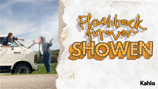 Bild för Flashback Forever – Showen, 2022-03-13, Moriska Paviljongen