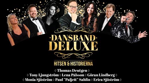 Bild för Dansband Deluxe, 2021-09-22, Växjö konserthus