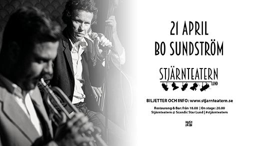 Bild för Bo Sundström, 2018-04-21, Stjärnteatern