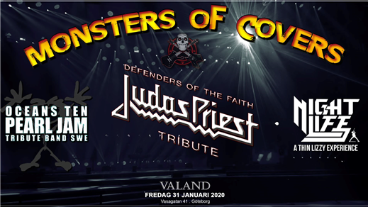 Bild för Monsters of Covers, 2020-01-31, Valand