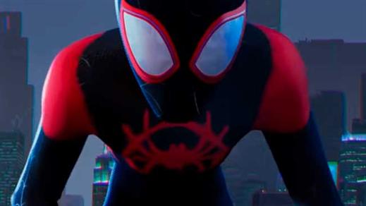 Bild för Spider-Man: Into The Spider-Verse (aka Animated Sp, 2018-12-16, Emmaboda Folkets Hus
