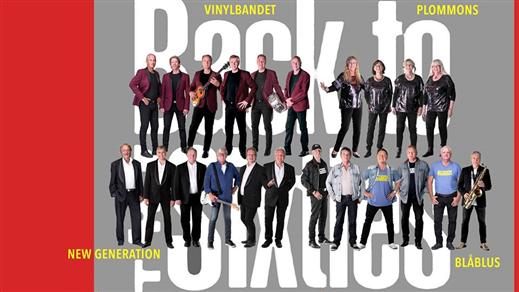 Bild för Back to the 60´s på Nya Kupolen, 2016-10-08, NyaKupolen/Rävåskullen