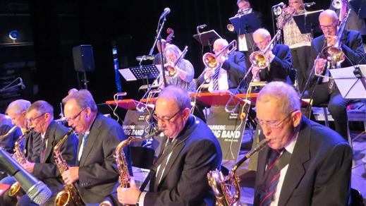 Bild för Varberg Big Band - A Tribute to ABBA, 2021-10-24, Varbergs Teater