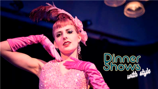 Bild för Lady Rivet's Burlesque - A Dinner Show with Style, 2020-09-22, Clara Schumann-salen, Musikaliska