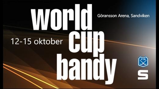 Bild för World Cup Bandy 12-15 okt, 2017-10-12, Göransson Arena