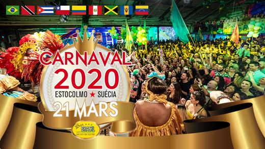 Bild för Carnaval de Estocolmo / Stockholm Carnival 2020, 2020-03-21, Münchenbryggeriet