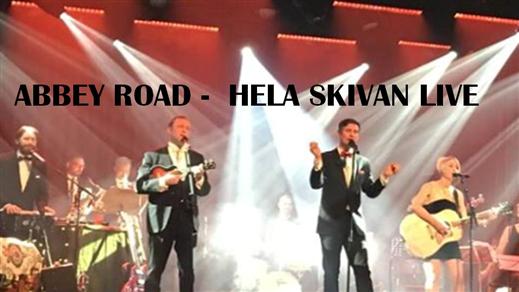 Bild för ABBEY ROAD 50 ÅR – Hela skivan live, 2019-06-09, Thor Modéen-teatern