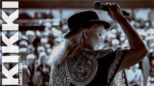Bild för Kikki Danielsson, 2018-04-06, UKK - Stora salen