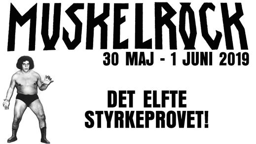 Bild för MUSKELROCK PÅ TYROLEN 2019, 2019-05-30, TYROLEN i Blädinge