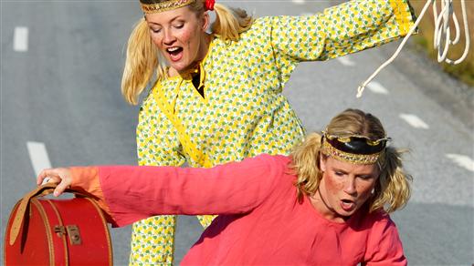 Bild för En Svängom i Astrids Värld, 2019-07-23, Spelgården, Wadköping