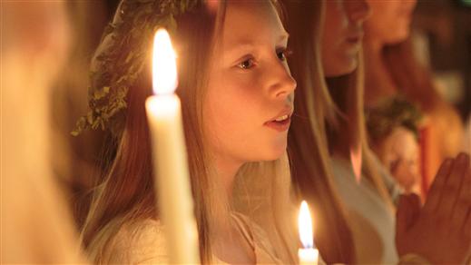 Bild för Afton i advent, 2018-12-14, naturum Vänerskärgården-Victoriahuset