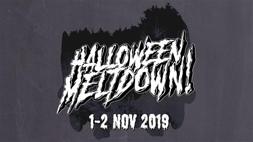 Bild för Halloween Meltdown! 1-2 nov @ Lokomotivet, 2019-11-01, Lokomotivet