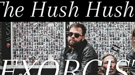 Bild för The Exorcist GBG och Vex på The Hush Hush Club, 2022-03-26, Sofiehof Underjord