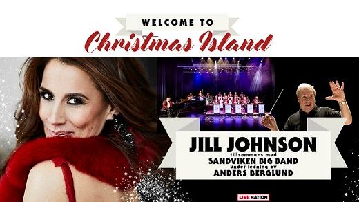 Bild för Jill Johnson - Welcome to Christmas Island, 2018-11-17, Conventum Kongress