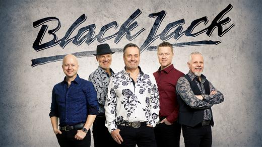 Bild för Black Jack på John Scotts Kopparberg, 2022-03-05, John Scotts Kopparberg