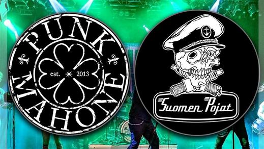 Bild för Punk Mahone & Suomen Pojat - Punk-kväll, 2019-10-26, Charles Dickens Pub & Restaurang