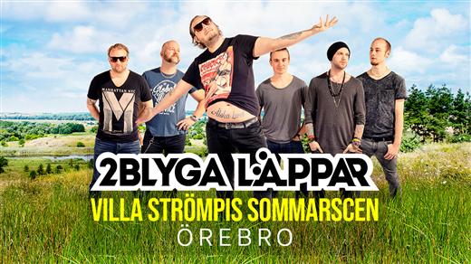 Bild för 2 Blyga Läppar   Strömpis Sommarscen, 2019-08-24, Villa Strömpis