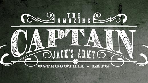 Bild för Captain Jack´s Army, 2018-11-24, Plan B