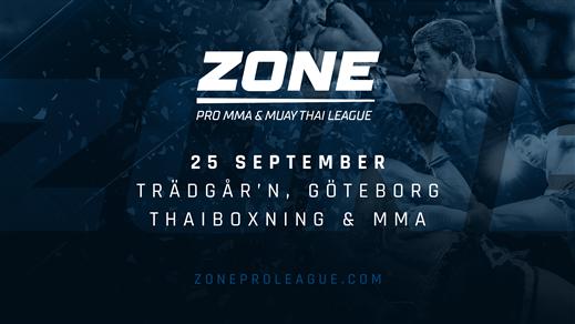 Bild för Zone Pro League 1, 2021-09-25, Trädgår'n