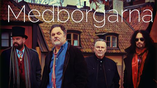 Bild för Medborgarna Bloom - Fagerlund - Åström - Drake, 2021-10-28, Slottskrogen