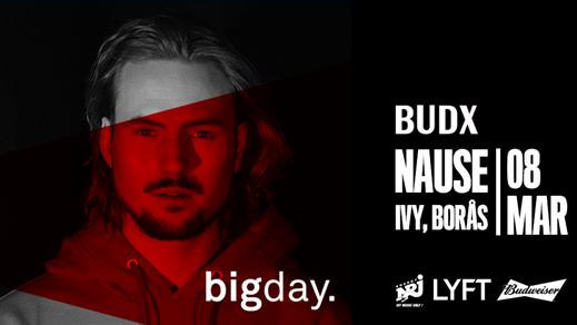 Bild för Bigday - Nause -  Live (Borås), 2019-03-08, IVY, Borås