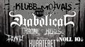 Diabolical, Throne of heresy, Noll IQ, Deathtrap