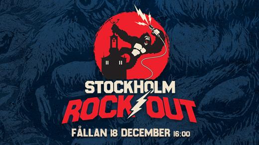 Bild för Stockholm Rock Out 2021, 2021-12-18, Stora Fållan