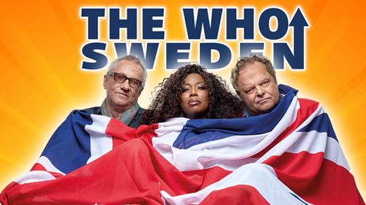 Bild för The Who Sweden - M.Ronander - LaGaylia - J.Åström, 2022-02-04, Konserthuset