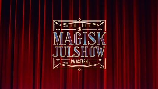 Bild för Magisk Julshow - Restaurang Astern, 2020-12-11, Astern