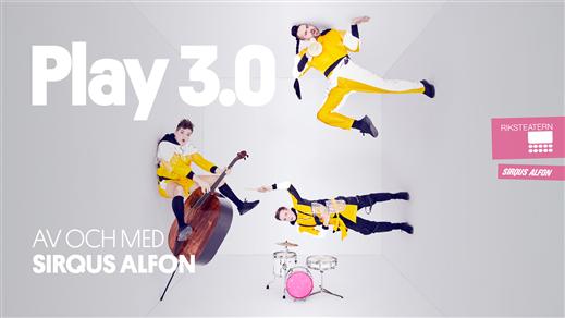 Bild för Play 3.0, 2020-11-27, Kulturhuset Möbeln