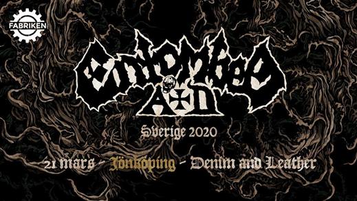 Bild för Entombed A.D. - Denim & Leather, 2020-03-21, Fabriken