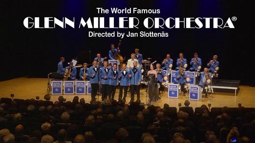 Bild för Glenn Miller Orchestra, 2017-09-17, Kulturhuset Finspång, Stora Salongen