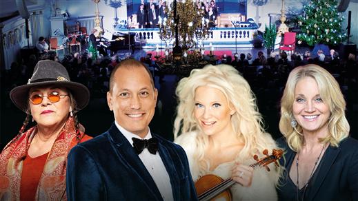 Bild för Julkonserten Änglaljus 2019, 2019-12-09, Umeå stads kyrka