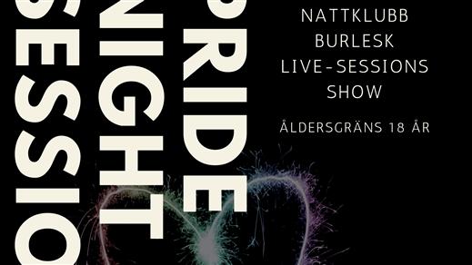 Bild för LULEÅ PRIDE NIGHTSESSION, 2017-06-17, Luleå Pride, Bistro Norrland