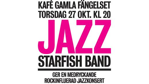 Bild för Starfish Band, 2016-10-27, Kafé Gamla Fängelset